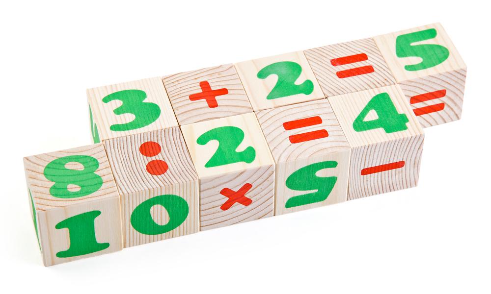 Математические действия на английском языке