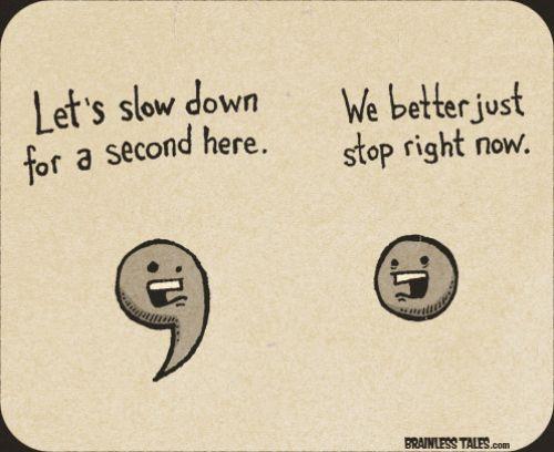Используйте запятые, чтобы выделить несущественные пункты и несущественные причастные фразы