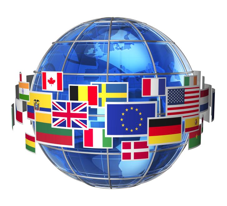 Откуда приезжают носители языка?