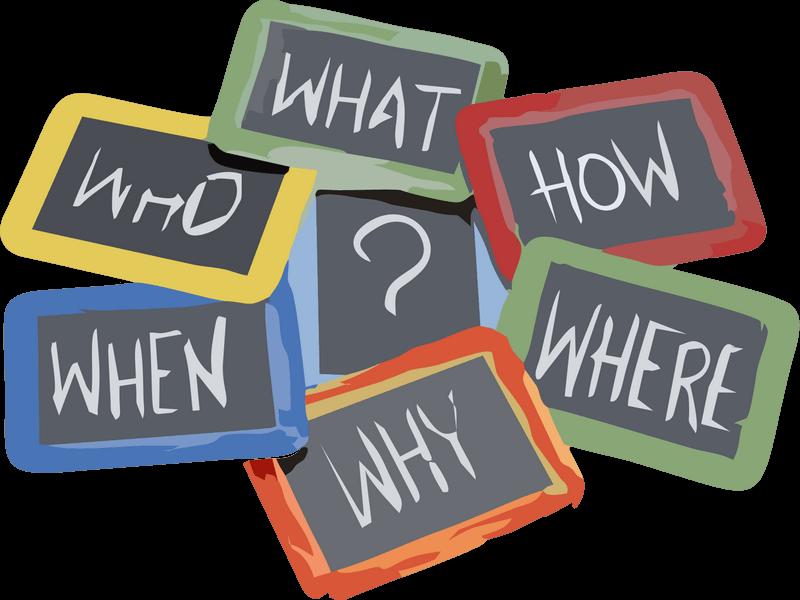 Специальные вопросы (Special Questions)