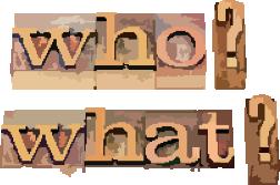 Вопросы к подлежащему (Subject Questions)