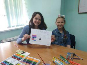 Как проходят курсы английского в Киеве для детей (фото)