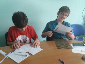 Курсы английского в центре: как мы учим деток в школе NES? (фото)