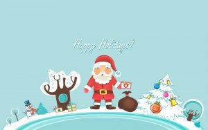 Как празднуют Рождество в англоязычных странах?