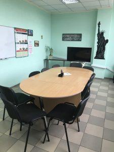 Курсы английского левобережная (Native English School)